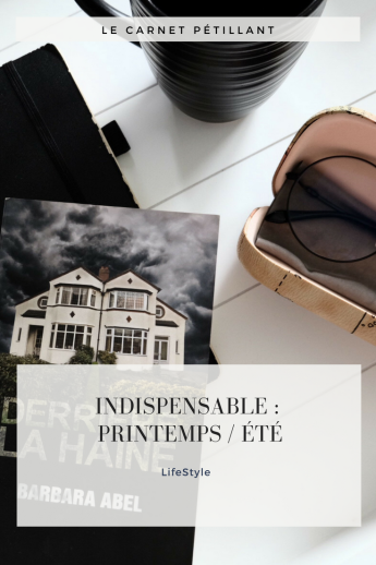 #indispensable pour le printemps. #Pinterest #LifeStyle
