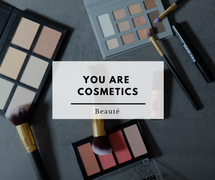 You are Cosmetics : marque innovante ?